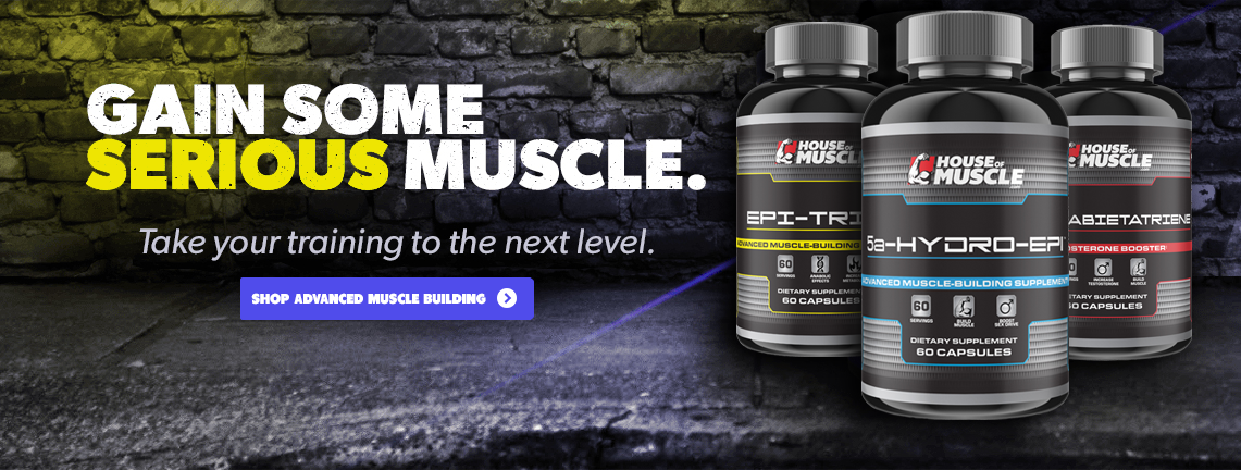 Advanced Muscle Building