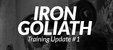 Nick's USS Iron Goliath Training Update 1