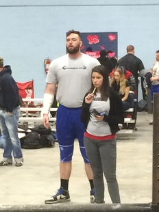 Results of Nick's First Strongman Contest