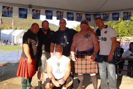 Sam's Account Of 2009 Loon Mountain Highland Games