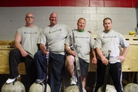 The 2010 Wisconsin Barbell Strongman Contest