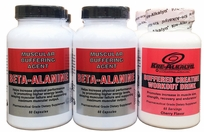 Beta-Alanine / Kre-Alkalyn Creatine Stack