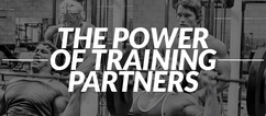 The Power Of Training Partners