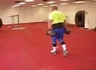 Thomas Inch Dumbbell Farmers Walk