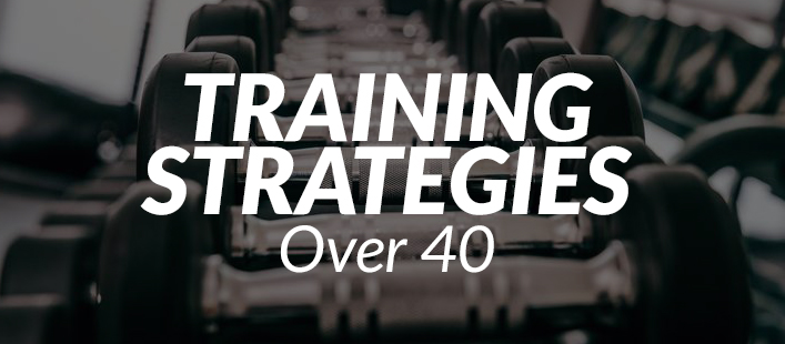 Training Strategies For The Over 40 Lifter