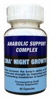 ZMA Night Growth - Build Muscle While You Sleep