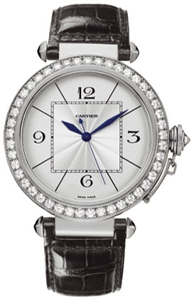 Cartier Men S Watches With Diamond