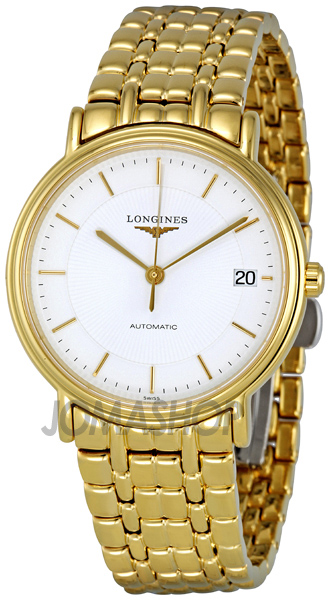 Longines Gold Watches For Men