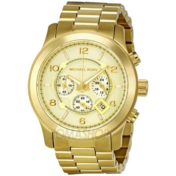 Image Of Men Golden Watch