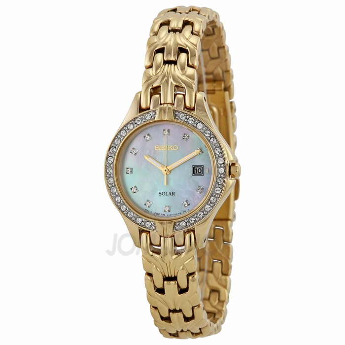 Ladies Watches Gold