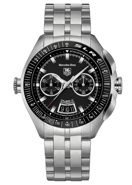 Tag heuer mercedes benz limited edition men 39 s watch for Mercedes benz tag heuer watch