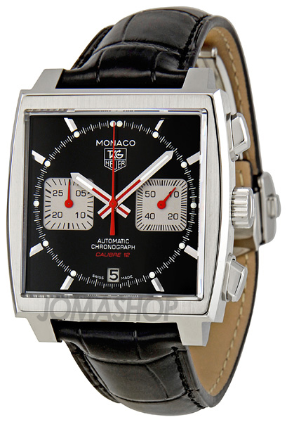 tag heuer steve mcqueen edition monaco men 39 s watch caw2114 fc6177 men 39 s watches jomashop. Black Bedroom Furniture Sets. Home Design Ideas