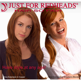 Just For Redheads Hair Extensions