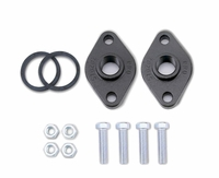"""Cast Iron Flange Set with """"O"""" Rings, Bolts and Nuts 1"""" # 519652 (C)"""
