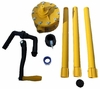 Chemical And Oil Plastic and  Aluminum  Rotary Drum Pumps