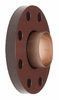 CTS  Copper Companion Flange Adapters.  Class 300 lb Flanges<br>
