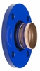 "CTS Copper Companion Flange Grooved  2-1/2"" # WRG1025 (D)"