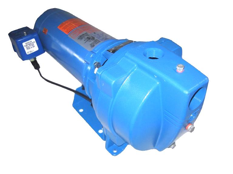 Goulds Water Technology Jet Shallow Well Pump 1 5 HP 1 Phase