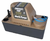 Liberty Pumps Condensate Removal Pump 105 GPH # LCU-20S (L)<br>