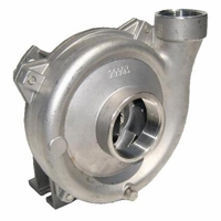 "MP Pumps Chemflo 2 # 30418 316 Stainless Pump Pumpak  4.1"" Impeller (Less Motor)  (D) <br>"