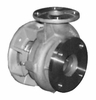 "MP Pumps Chemflo 6, 316 Stainless Pumpak (less motor)  3"" X 2"" NPT<br>"