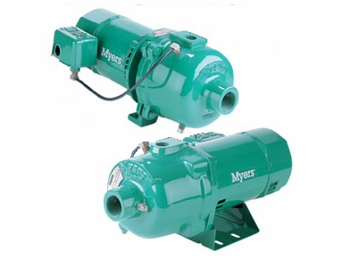 Myers 1/2 HP 3/4 HP and 1 HP Pumps Shallow Well Jet Pumps Model HR50S,  Hj75S and HJ100S   Myers Hr50s Wiring Diagram      Pumps by King Pumps