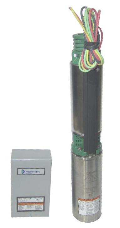 Myers Submersible Well Pump 12 Gpm 1  2 Hp 230v With