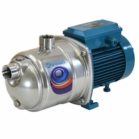 Pearl by Calpeda Horizontal Multi-Stage Pumps 1/2 HP and 3/4 HP