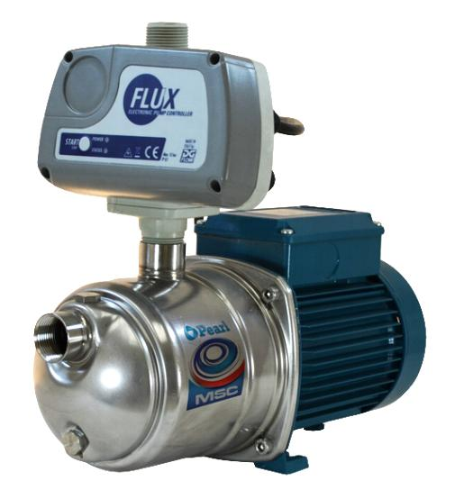 Pearl by Calpeda Water Boosting Pump System 20 GPM, 40 PSI