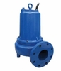 "Power-Flo Submersible Non-Clog 4"" Flanged Sewage Pumps PF4NC<BR>"