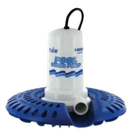 Rule Pool Cover Pump Gph V Cord H Sp D