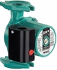 Wilo  Hot Water Circulating In-Line Pumps For Systems With Return Line