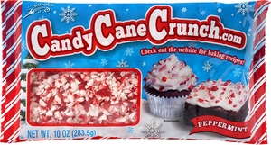 10 oz. Candy Cane Crunch - Click to enlarge