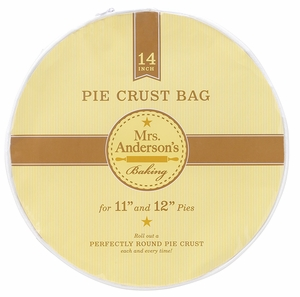 """Mrs. Anderson's 14"""" Pie Crust Bag - Click to enlarge"""