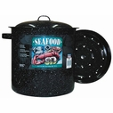 16 Quart Granite Ware Crab Kettle