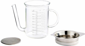 32 oz Glass Gravy Separator - Click to enlarge