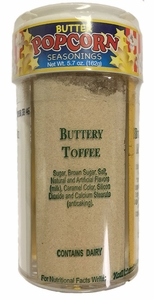 4 Popcorn Butters - Click to enlarge