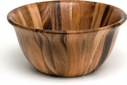 "Acacia 15"" x 7"" Flair Rim Salad Bowl"