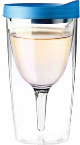 Ad-N-Art Vino 2 Go Wine Tumbler - Click to enlarge