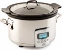 All Clad 4 Quart Electric Slow Cooker