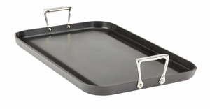 All-Clad Hard Anodized Nonstick Grande Griddle - Click to enlarge