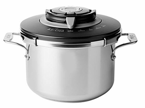 All Clad Precision Pressure Cooker - Click to enlarge