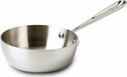 All Clad Stainless Steel Saucier 1 Quart
