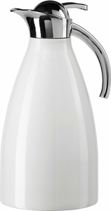 Allegra White Carafe - Click to enlarge