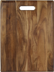 "Architec Gripperwod 12"" x 16"" Acacia Cutting Board - Click to enlarge"