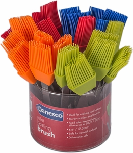 Assorted Color Mini Brush - Click to enlarge