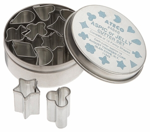"""Ateco Aspic Cutters 1/2"""" - Click to enlarge"""