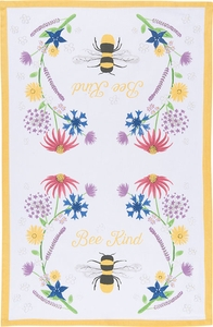 Bee Kind Kitchen Towel - Click to enlarge