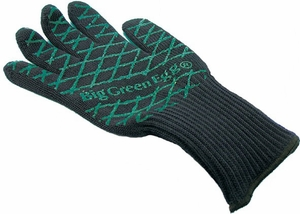 Extra Long High Heat BBQ Glove - Click to enlarge