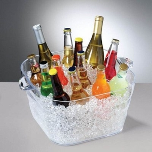 Big Square Party Tub - Click to enlarge